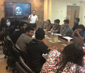 seminar-at-delhi-university